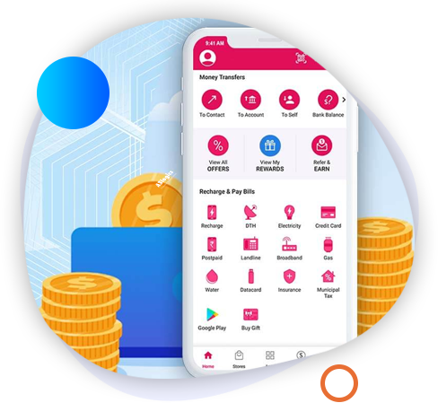 Flexible Mobile Wallet Solutions By A3logics