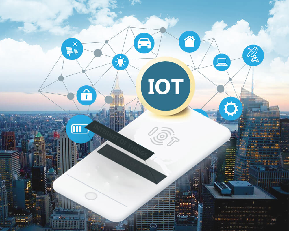 Industry Focused IoT App Development Services