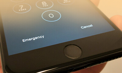 Pre-installed Emergency Contacts