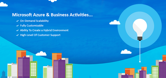 Microsoft Azure and Business Activities